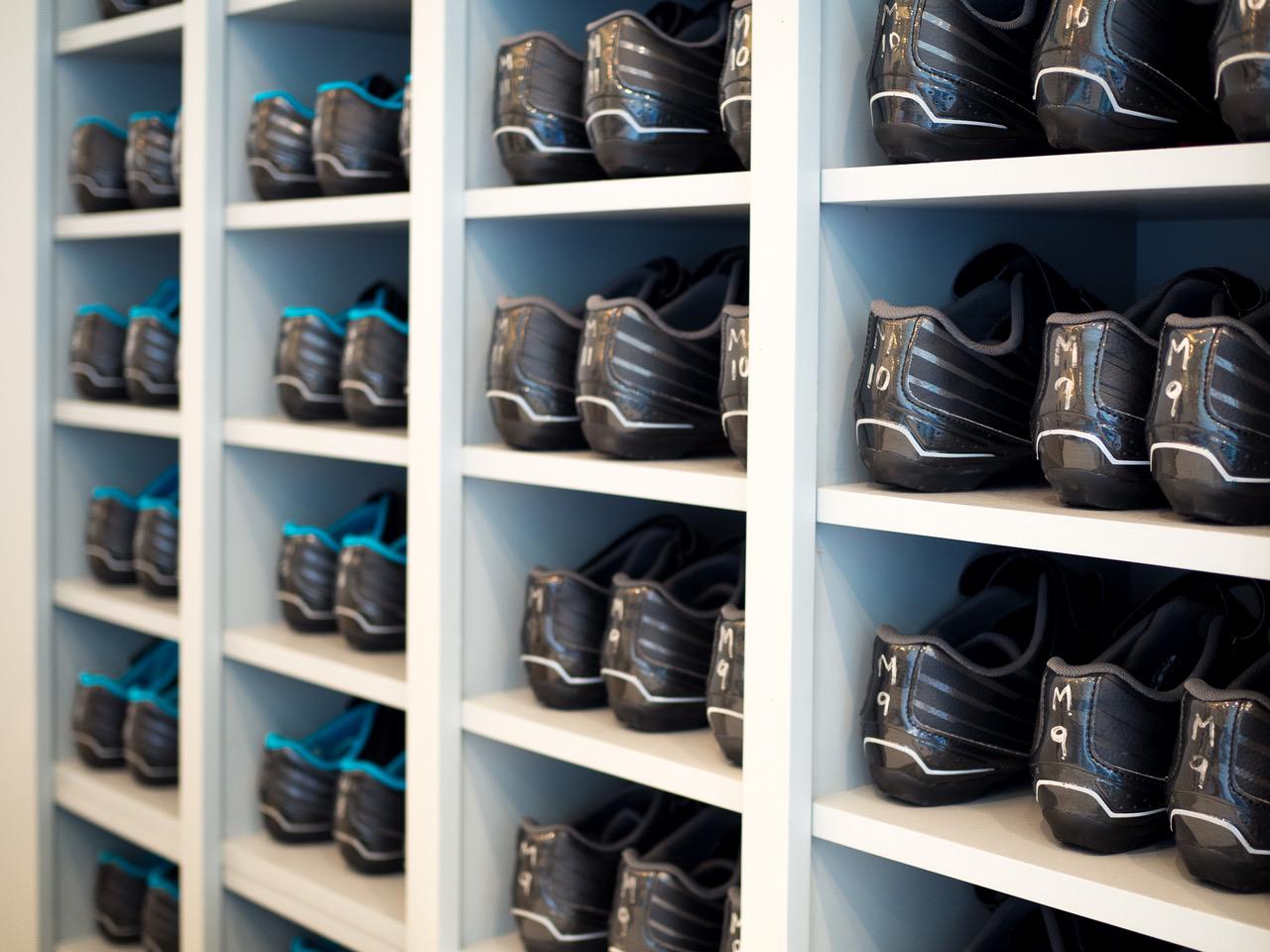 Shoe Rental
